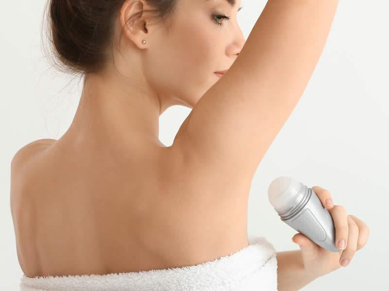 excessive sweating Hyperhidrosis
